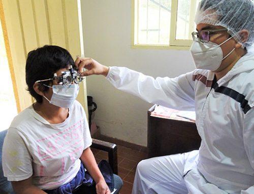 """Campaña """"Atención médica y Cirugías oftalmológicas"""""""